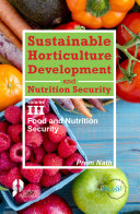 Sustainable Horticulture Development and Nutrition Security (Vol. 3)