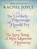 Harold Fry & Queenie: Two-Book Bundle from Rachel Joyce