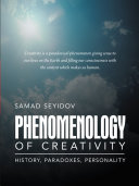 Phenomenology of Creativity