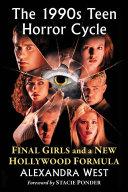 The 1990s Teen Horror Cycle Pdf/ePub eBook