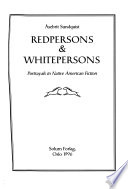 Redpersons And Whitepersons