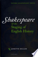 Shakespeare and the Staging of English History Pdf/ePub eBook