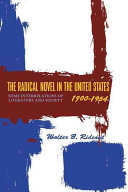 The Radical Novel in the United States, 1900-1954