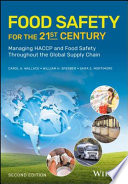 Food Safety for the 21st Century