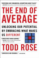 The End of Average Book