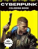 Cyberpunk Coloring Book