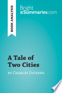 A Tale of Two Cities by Charles Dickens  Book Analysis