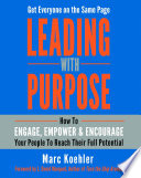 Leading with Purpose Book
