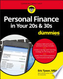 Personal Finance in Your 20s and 30s For Dummies