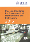 Rules and Guidance for Pharmaceutical Manufacturers and Distributors 2015 (the Orange Guide)