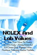 NCLEX And Lab Values