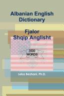Albanian English Dictionary