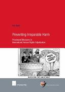 Preventing Irreparable Harm
