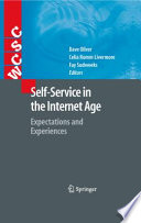 Self Service In The Internet Age
