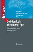 Self Service in the Internet Age