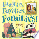 Families, Families, Families! Suzanne Lang Cover