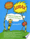 Join the Lorax to Help Save Energy, Water, and Protect the Planet