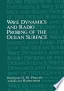 Wave Dynamics And Radio Probing Of The Ocean Surface Book PDF