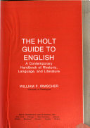 The Holt Guide to English
