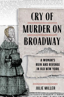 Pdf Cry of Murder on Broadway