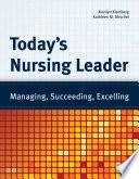 Today s Nursing Leader