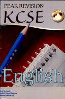 Peak Revision K.C.S.E. English