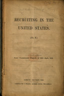 Recruiting  for the British Army  in the United States  no  II