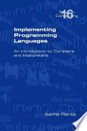 Implementing Programming Languages