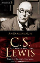 C.S. Lewis: Fantasist, mythmaker, and poet
