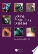 Equine Respiratory Diseases Book