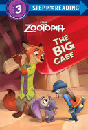 The Big Case  Disney Zootopia  Book