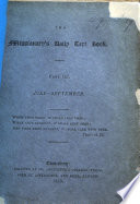 The Missionary s Daily Text Book   With Reflections  Biographical Notices  Prayers  Or Devotional Poetry  for Every Day in the Year    The Preface Signed  H  B   I e  Henry Bailey
