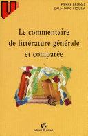 Pdf Le commentaire de littérature générale et comparée Telecharger