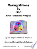 Making Millions By God - Seven Fundamental Principles