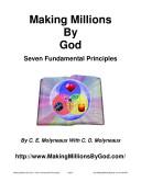 Pdf Making Millions By God - Seven Fundamental Principles