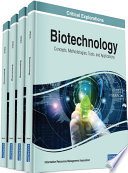 Biotechnology  Concepts  Methodologies  Tools  and Applications Book
