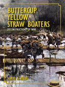 Pdf Buttercup Yellow Straw Boaters