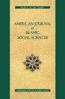 American Journal of Islamic Social Sciences 23 4