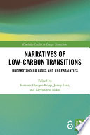 Narratives of Low Carbon Transitions