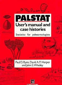 Palstat  User s Manual and Case Histories