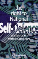 Right to National Self-Defense