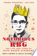 Notorious RBG Young Readers  Edition Book