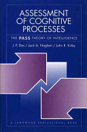 Assessment of Cognitive Processes
