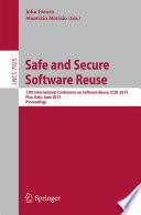 Safe and Secure Software Reuse