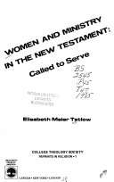 Women And Ministry In The New Testament
