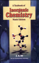 A Textbook Of Inorganic Chemistry