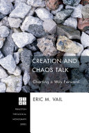 Creation and Chaos Talk