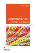 Pdf Dictionnaire des perles de stars Telecharger
