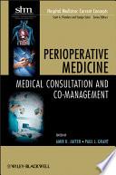 Perioperative Medicine Book