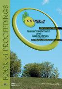 Proceedings of the International Workshop in Geoenvironment and Geotechnics  GEOENV 2005